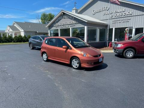 2008 Honda Fit for sale at Empire Alliance Inc. in West Coxsackie NY