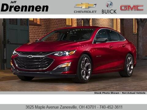 2021 Chevrolet Malibu for sale at Jeff Drennen GM Superstore in Zanesville OH