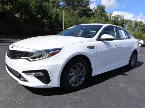 2019 Kia Optima for sale at RUSTY WALLACE KIA OF KNOXVILLE in Knoxville TN