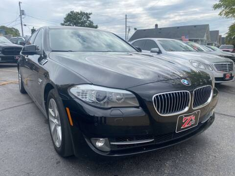2012 BMW 5 Series for sale at Zs Auto Sales in Kenosha WI