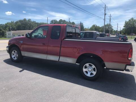 2002 Ford F-150 for sale at Mac's Auto Sales in Camden SC