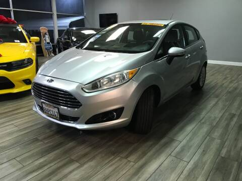 2016 Ford Fiesta for sale at Golden State Auto Inc. in Rancho Cordova CA