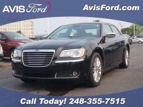 2014 Chrysler 300 for sale at Work With Me Dave in Southfield MI