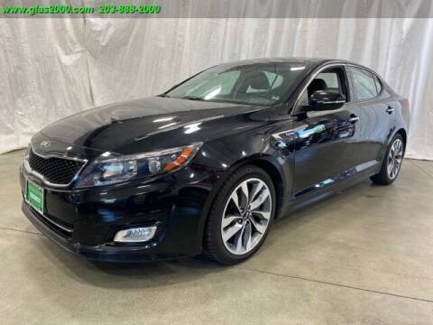 2014 Kia Optima for sale at Green Light Auto Sales LLC in Bethany CT