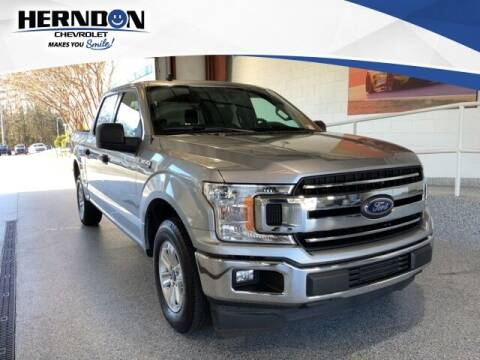 2020 Ford F-150 for sale at Herndon Chevrolet in Lexington SC