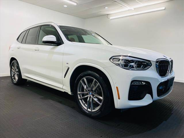 2019 BMW X3 for sale at Champagne Motor Car Company in Willimantic CT