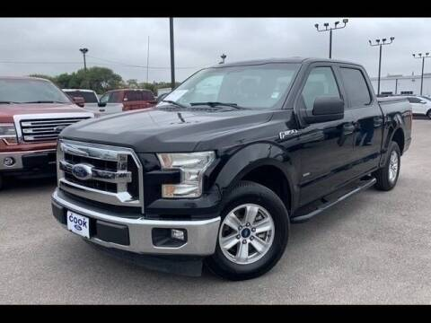 2017 Ford F-150 for sale at FREDY KIA USED CARS in Houston TX