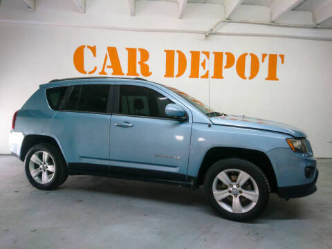 2014 Jeep Compass for sale at Car Depot in Miramar FL
