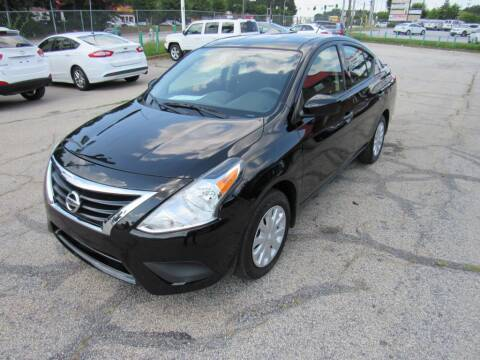 2018 Nissan Versa for sale at King of Auto in Stone Mountain GA