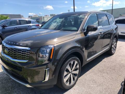 2021 Kia Telluride for sale at Key West Kia - Wellings Automotive & Suzuki Marine in Marathon FL