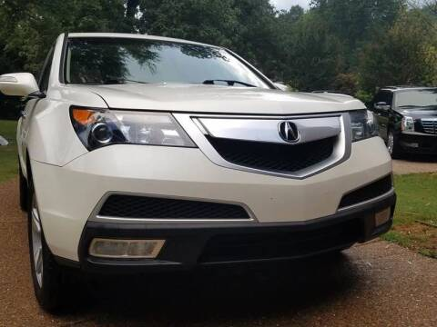 2010 Acura MDX for sale at Music City Rides in Nashville TN