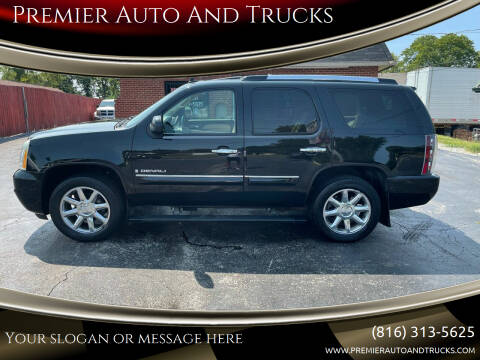 2007 GMC Yukon for sale at Premier Auto And Trucks in Independence MO