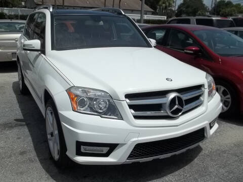 2011 Mercedes-Benz GLK for sale at PJ's Auto World Inc in Clearwater FL