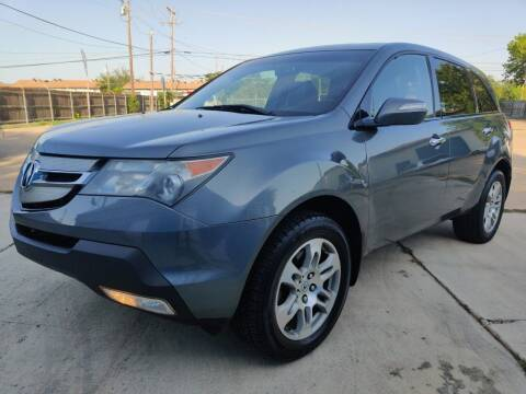 2009 Acura MDX for sale at AI MOTORS LLC in Killeen TX