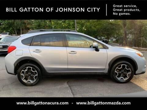 2014 Subaru XV Crosstrek for sale at Bill Gatton Used Cars - BILL GATTON ACURA MAZDA in Johnson City TN