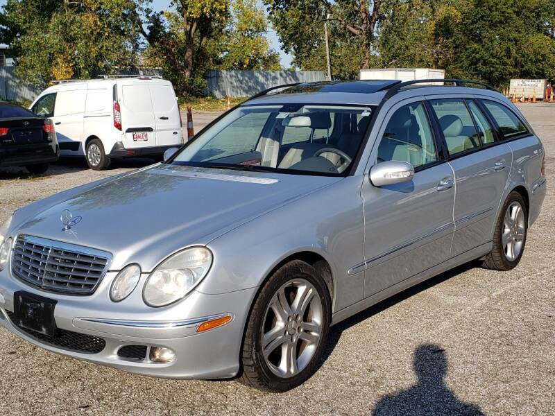 2006 Mercedes-Benz E-Class for sale at Flex Auto Sales in Cleveland OH