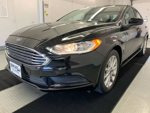 2017 Ford Fusion for sale at TOWNE AUTO BROKERS in Virginia Beach VA