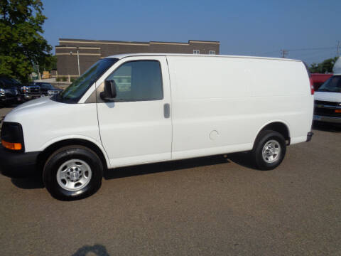 2016 Chevrolet Express Cargo for sale at King Cargo Vans Inc. in Savage MN