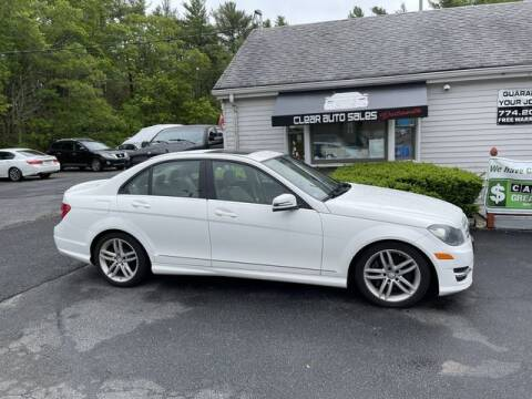 2013 Mercedes-Benz C-Class for sale at Clear Auto Sales in Dartmouth MA