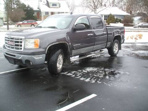 2010 GMC Sierra 1500 for sale at FOUR SEASONS MOTORS in Plainview MN
