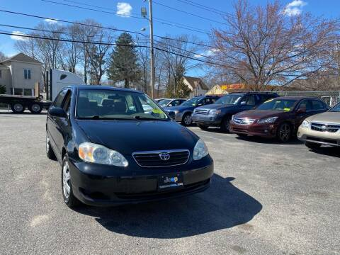 2005 Toyota Corolla for sale at Auto Gallery in Taunton MA