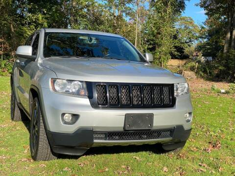 2012 Jeep Grand Cherokee for sale at Choice Motor Car in Plainville CT