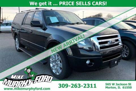 2012 Ford Expedition EL for sale at Mike Murphy Ford in Morton IL