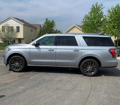 2020 Ford Expedition MAX for sale at GOOD NEWS AUTO SALES in Fargo ND