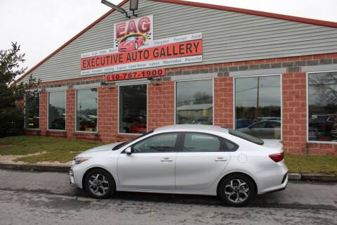 2020 Kia Forte for sale at EXECUTIVE AUTO GALLERY INC in Walnutport PA