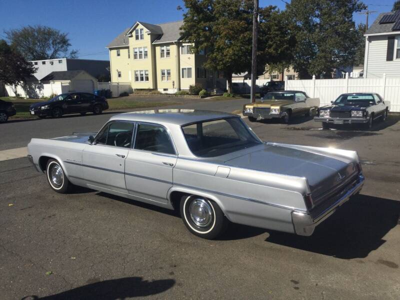 1963 Oldsmobile Dynamic88 for sale at Pat's Auto Sales, Inc. in West Springfield MA