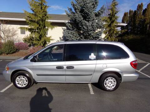2005 Dodge Grand Caravan for sale at Signature Auto Sales in Bremerton WA
