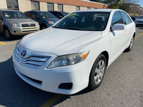 2011 Toyota Camry for sale at MAGIC AUTO SALES - Magic Auto Prestige in South Hackensack NJ