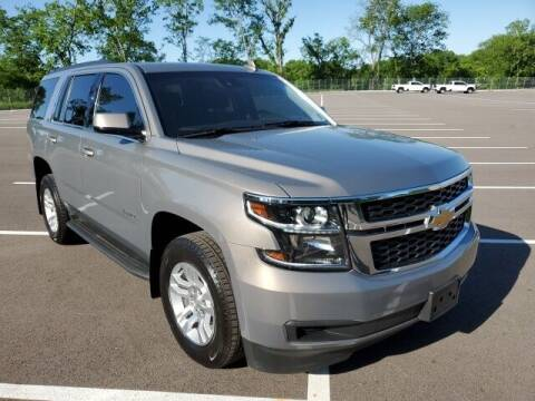 2018 Chevrolet Tahoe for sale at CON ALVARO ¡TODOS CALIFICAN!™ in Columbia TN