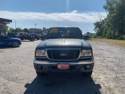 2005 Ford Ranger for sale at Community Auto Brokers in Crown Point IN