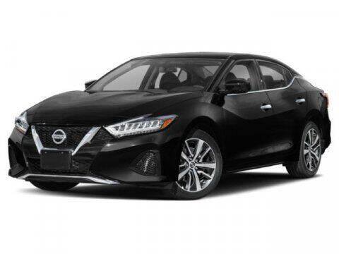 2021 Nissan Maxima for sale at Scott Evans Nissan in Carrollton GA