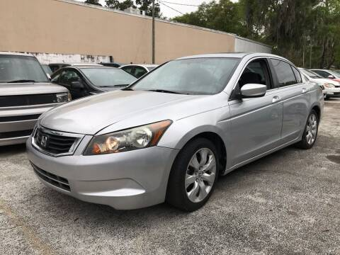2009 Honda Accord for sale at Popular Imports Auto Sales in Gainesville FL