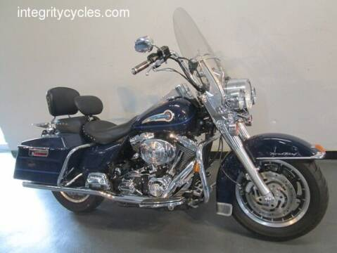 2004 Harley-Davidson Road King for sale at INTEGRITY CYCLES LLC in Columbus OH