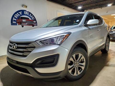 2016 Hyundai Santa Fe Sport for sale at Italy Blue Auto Sales llc in Miami FL