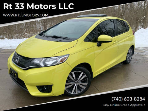 2016 Honda Fit for sale at Rt 33 Motors LLC in Rockbridge OH