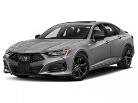 2021 Acura TLX for sale at SPRINGFIELD ACURA in Springfield NJ