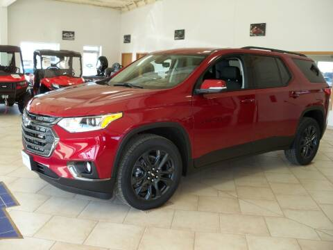 2021 Chevrolet Traverse for sale at Tyndall Motors in Tyndall SD