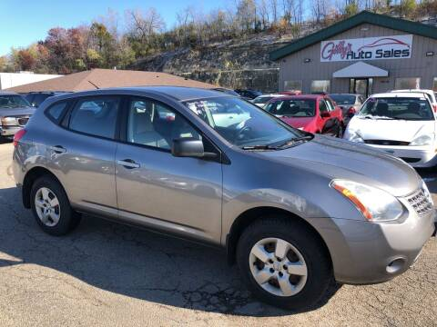 2009 Nissan Rogue for sale at Gilly's Auto Sales in Rochester MN