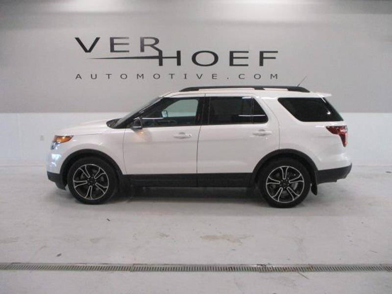 2015 Ford Explorer for sale at Ver Hoef Automotive Inc in Sioux Center IA