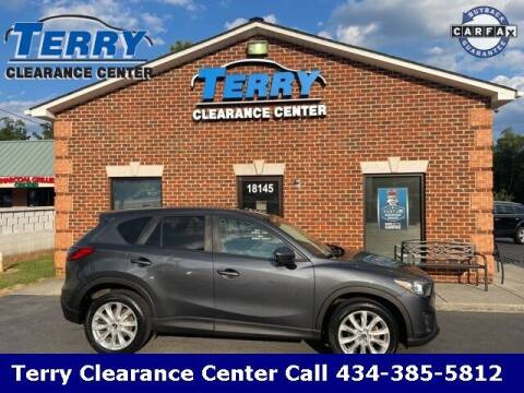 2014 Mazda CX-5 for sale at Terry Clearance Center in Lynchburg VA