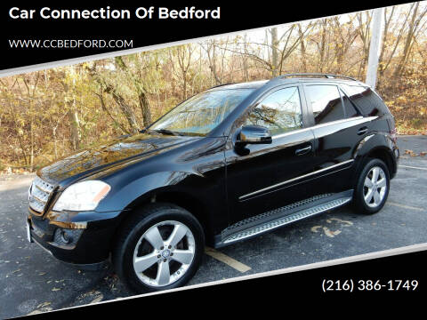 2011 Mercedes-Benz M-Class for sale at Car Connection of Bedford in Bedford OH