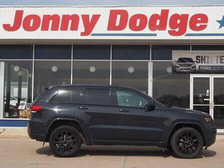 2017 Jeep Grand Cherokee for sale at Jonny Dodge Chrysler Jeep in Neligh NE