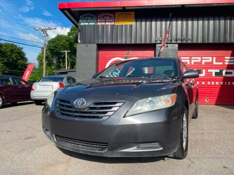 2009 Toyota Camry for sale at Apple Auto Sales Inc in Camillus NY