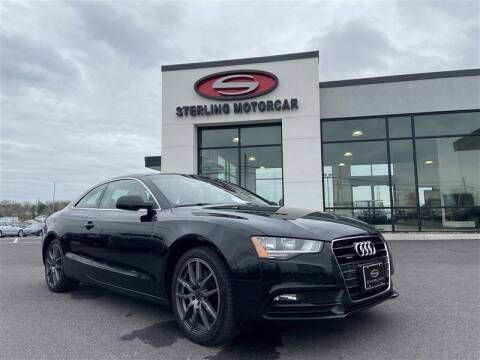 2013 Audi A5 for sale at Sterling Motorcar in Ephrata PA