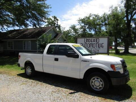 2014 Ford F-150 for sale at Under 10 Automotive in Robertsdale AL