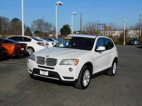2014 BMW X3 for sale at Paniagua Auto Mall in Dalton GA